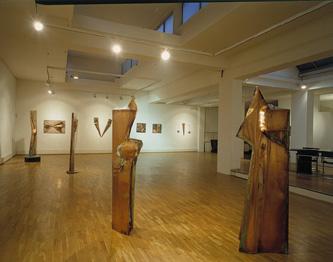 1994, personale alla galleria Eos a Milano