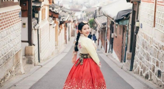 Mơ thấy mình mặc đồ hanbok của Hàn Quốc