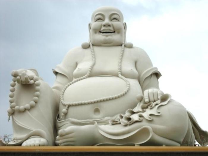 Mơ thấy tượng Phật bằng đá