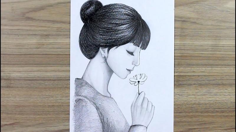 Nằm mơ thấy mình vẽ tranh chân dung