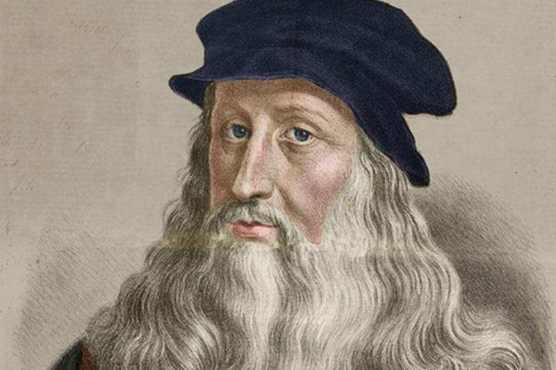 Ngủ mơ thấy họa sỹ Leonardo da Vinci