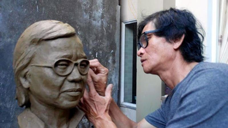 Khi bạn mơ thấy nhà điêu khắc là dấu hiệu của sự may mắn và hạnh phúc